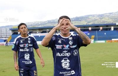 Luis Ronaldo Araya es líder en asistencias del Cartaginés