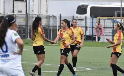 Semifinales del fútbol femenino inician el próximo viernes