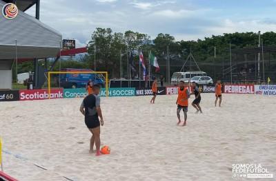 Sele de Playa buscará clasificar a la Copa Mundial en Rusia