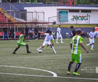Números de Cartaginés ante Limón FC