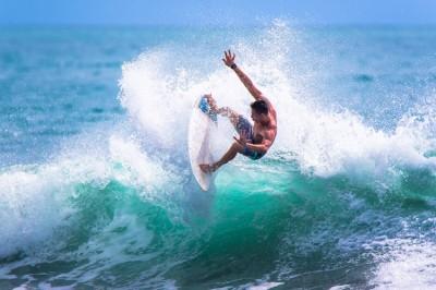 Surf Costarricense en lo mas alto