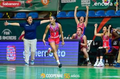 Resumen participación de U16 en Premundial de Baloncesto
