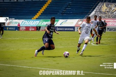 Décima jornada del fútbol nacional arranca en la zona del General