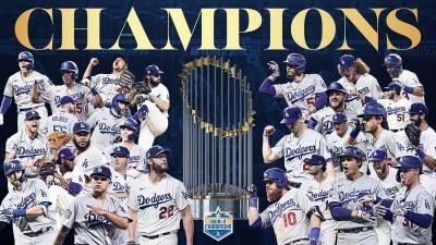Dodgers rompen sequía de 32 años sin ser campeones