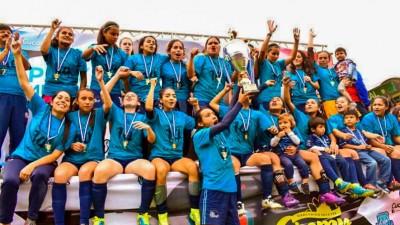El 7 de febrero arranca el campeonato nacional femenino