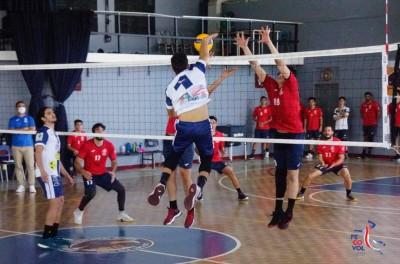 Cartago pierde su invicto en el Campeonato Nacional de Voleibol