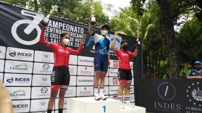 Ticos inician Campeonato Centroamericano de Ruta 2021 con el pie derecho