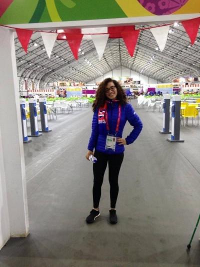 Melissa Calvo clasifica a los Juegos Paralímpicos de Tokio
