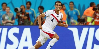 Mundialista de 2014 regresa al fútbol costarricense