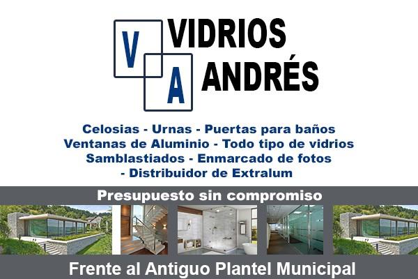 Vidrios Andres