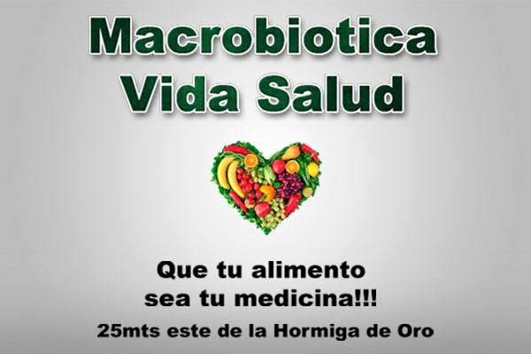 Macrobiotica Vida Salud