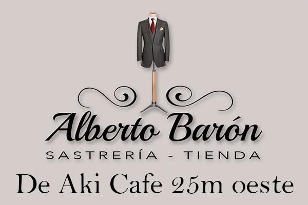 Alberto Baron