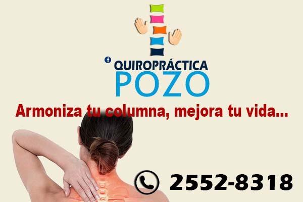 Quiropractica Pozo