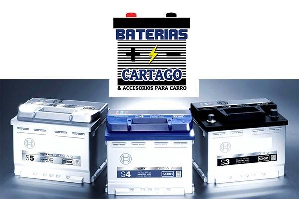Baterías Cartago