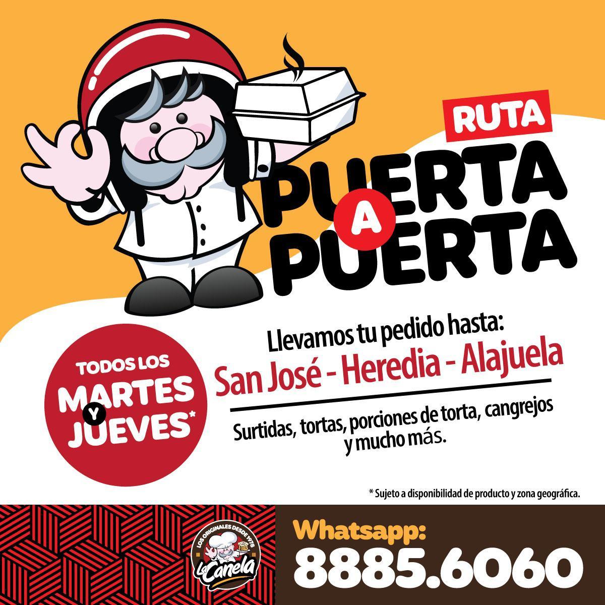 La Canela Express 88856060