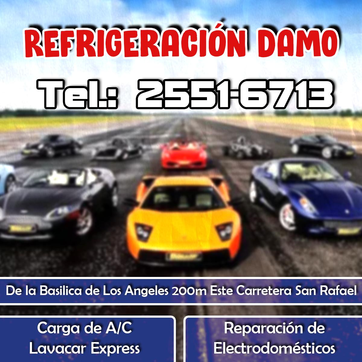Refrigeración Damo 2551-6713