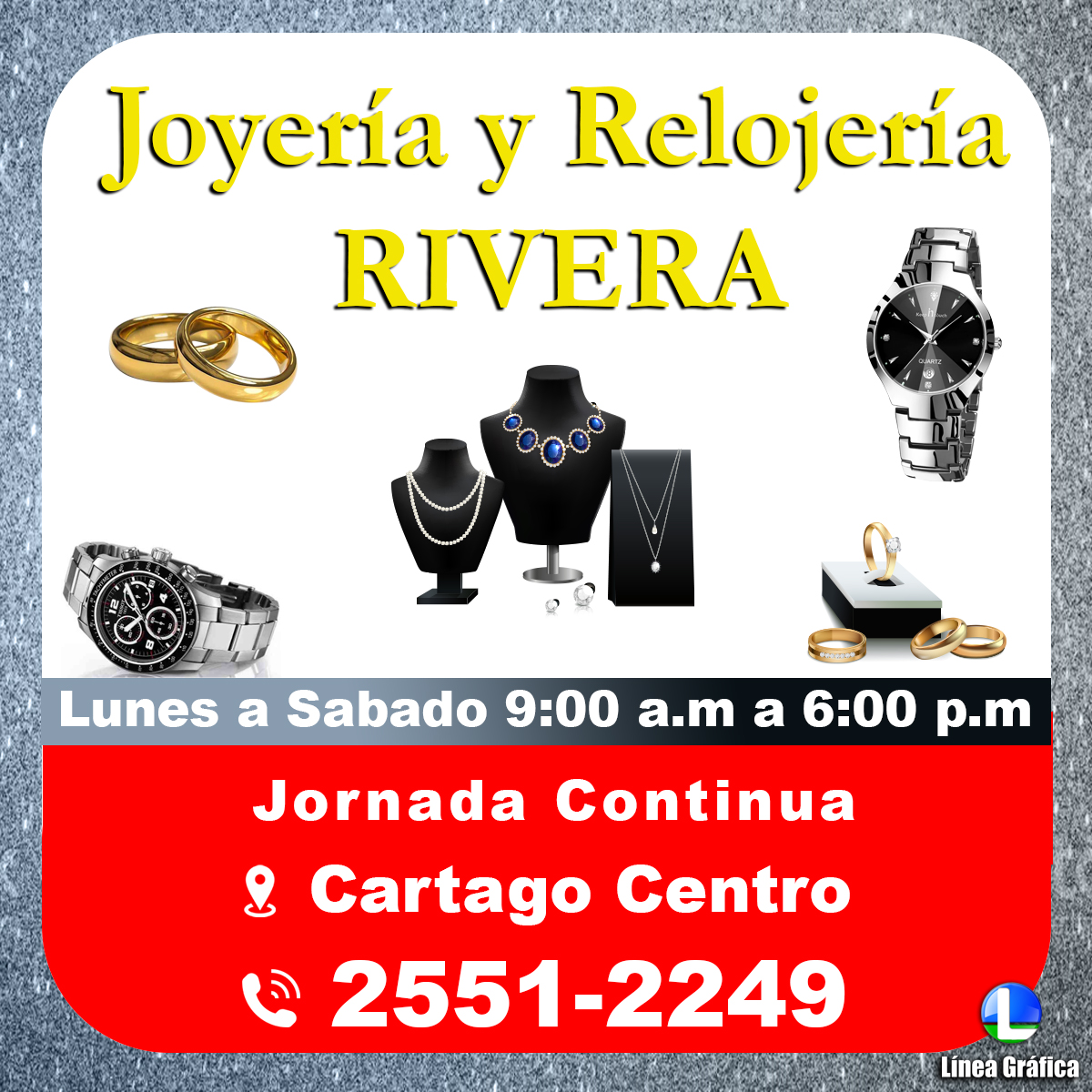 Joyería y Relojería RIVERA 25512249