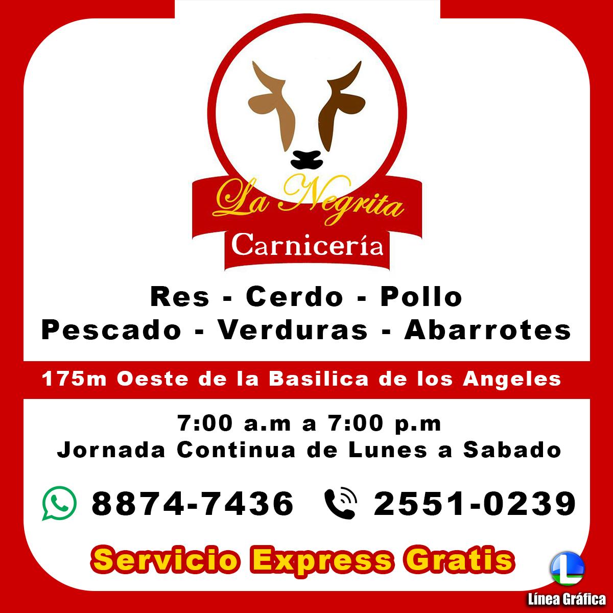 Carnicería La Negrita 88747436
