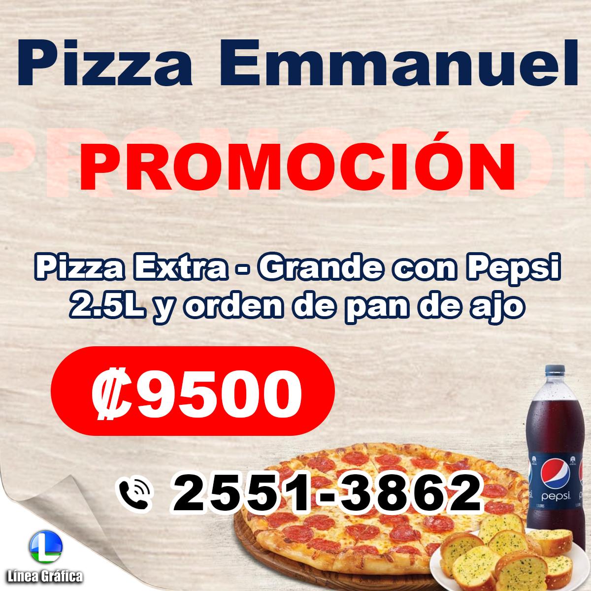Pizza Emmanuel 25513862